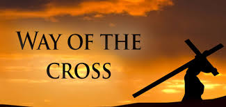 Students present 'Way of the Cross' for Lent