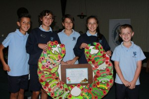 School reflects upon Anzac Day