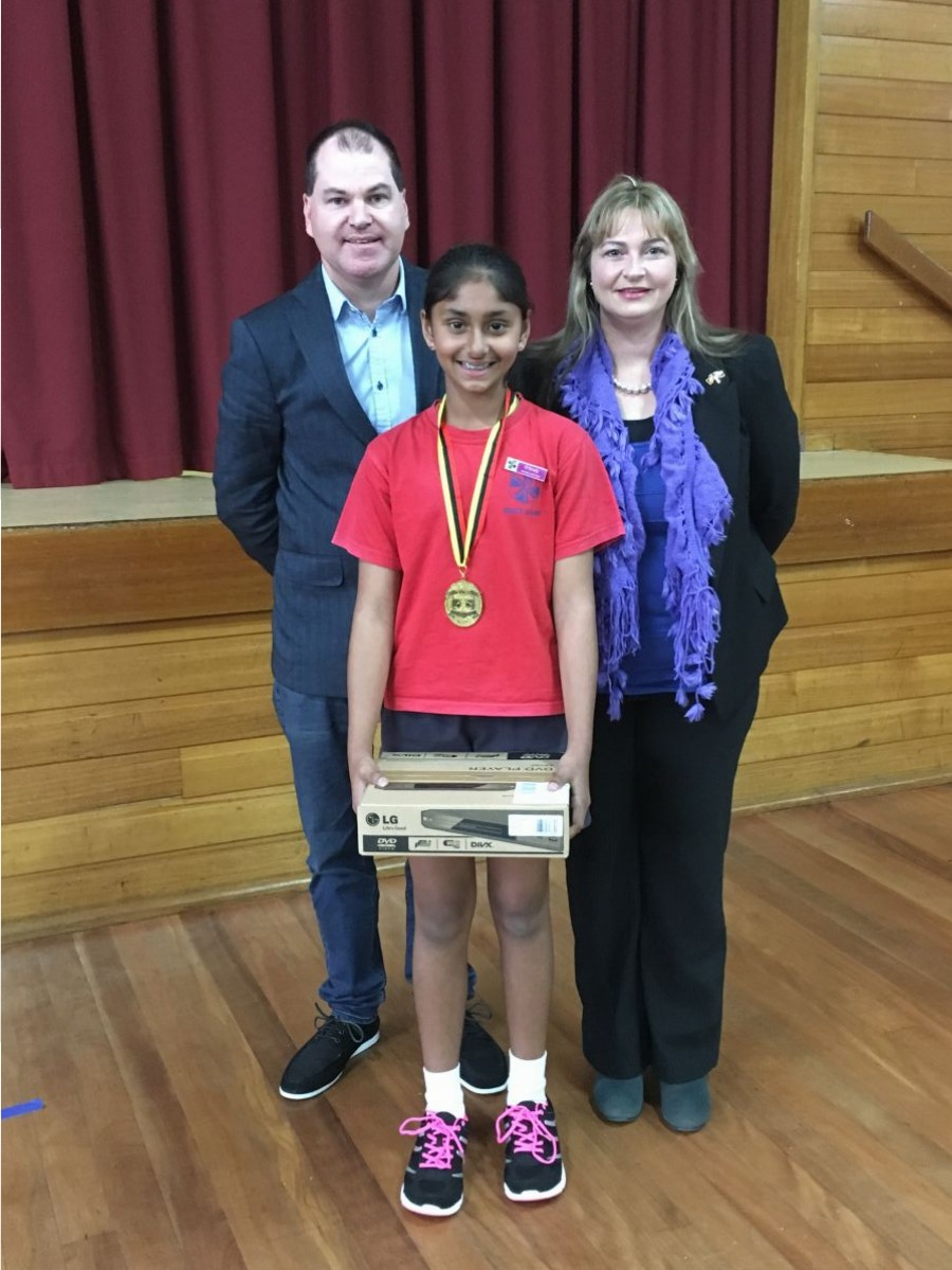 Year 6 student wins a Prime Minister's medal for NAIDOC week short story competition!