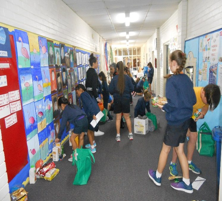 2018 Vinnies Winter Appeal Update